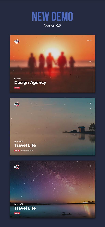 Creative Coming Soon Template - PINAK - 2